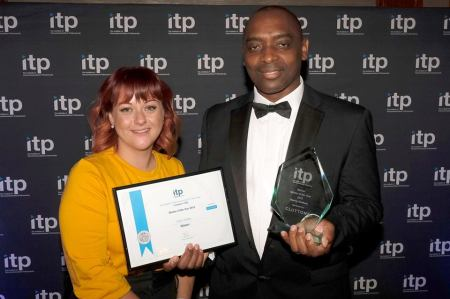 ITP Mentor of the Year